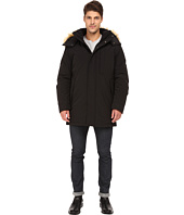 Marc New York by Andrew Marc - Niagra Down Filled Oxford Twill Parka w/ Faux Fur Trimmed Removable Hood