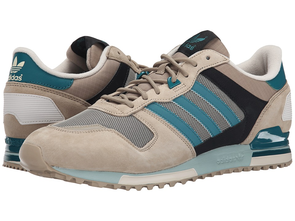 adidas Originals - ZX 700 (Hemp/Emerald/Black) Men