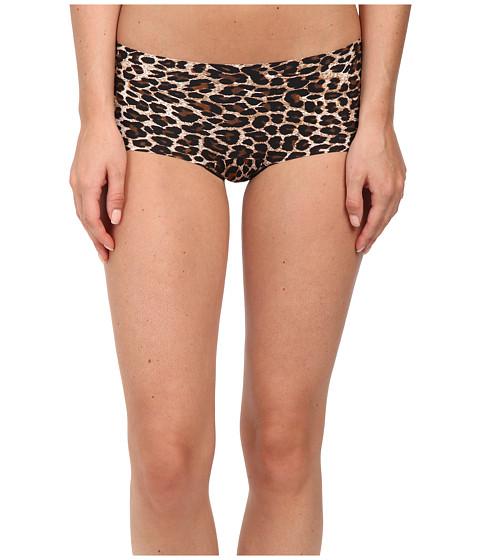Hanky Panky Leopard BARE® Boyshorts - Brown/Black