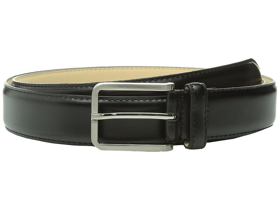 Stacy Adams 32mm Classic Dress Leather Top/Microfiber Lining X (Black) Men