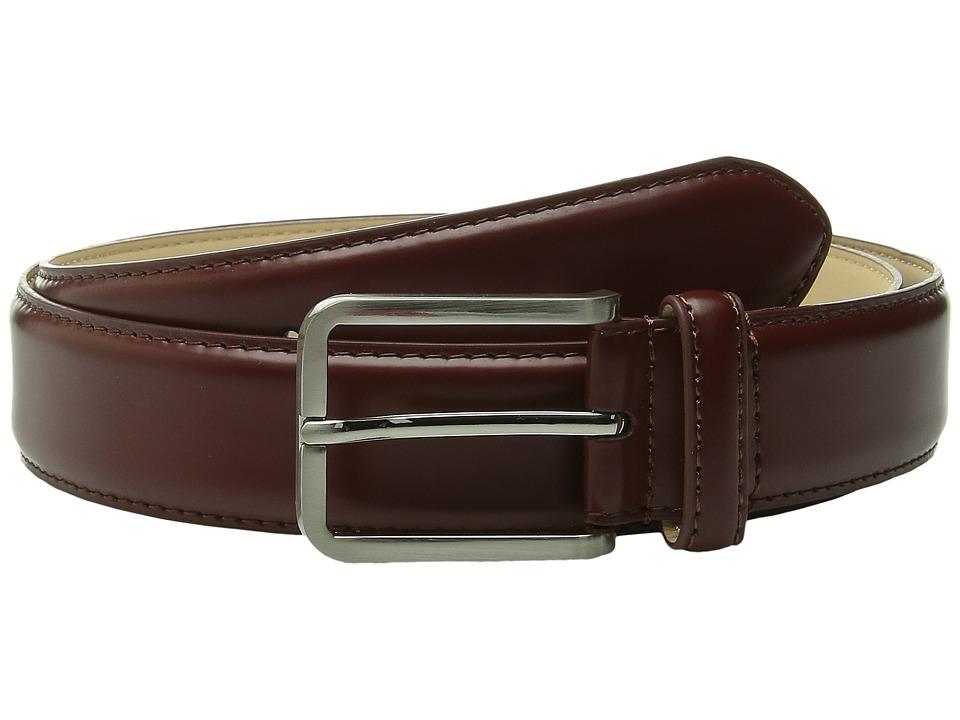 Stacy Adams 32mm Classic Dress Leather Top/Microfiber Lining X (Cognac) Men