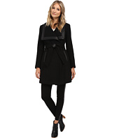 Jessica Simpson - Basketweave Wrap Coat