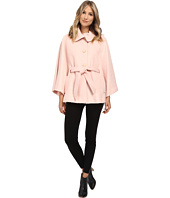Jessica Simpson - Boucle Cape with Envelope Collar