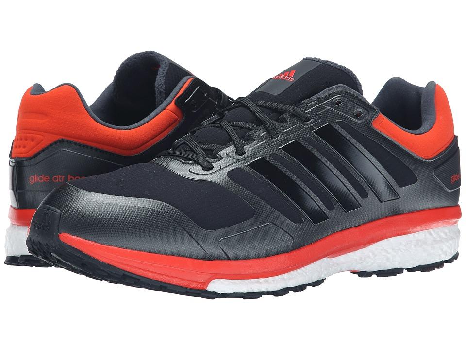 adidas Running - Supernova Glide Boost ATR (Maroon/White/Black) Men