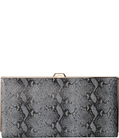 Lodis Accessories - Vanessa Snake Quinn Clutch Wallet