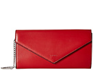 Lodis Accessories Audrey Nina Crossbody (Red/Black)