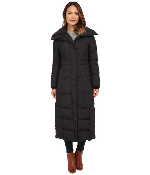 Cole Haan Down Coat with Oversized Collar