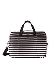 Kate Spade New York - Classic Nylon Stripe Laptop Commuter Bag 15