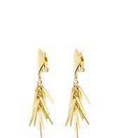 Vince Camuto - Shakey Spike Clip Earrings