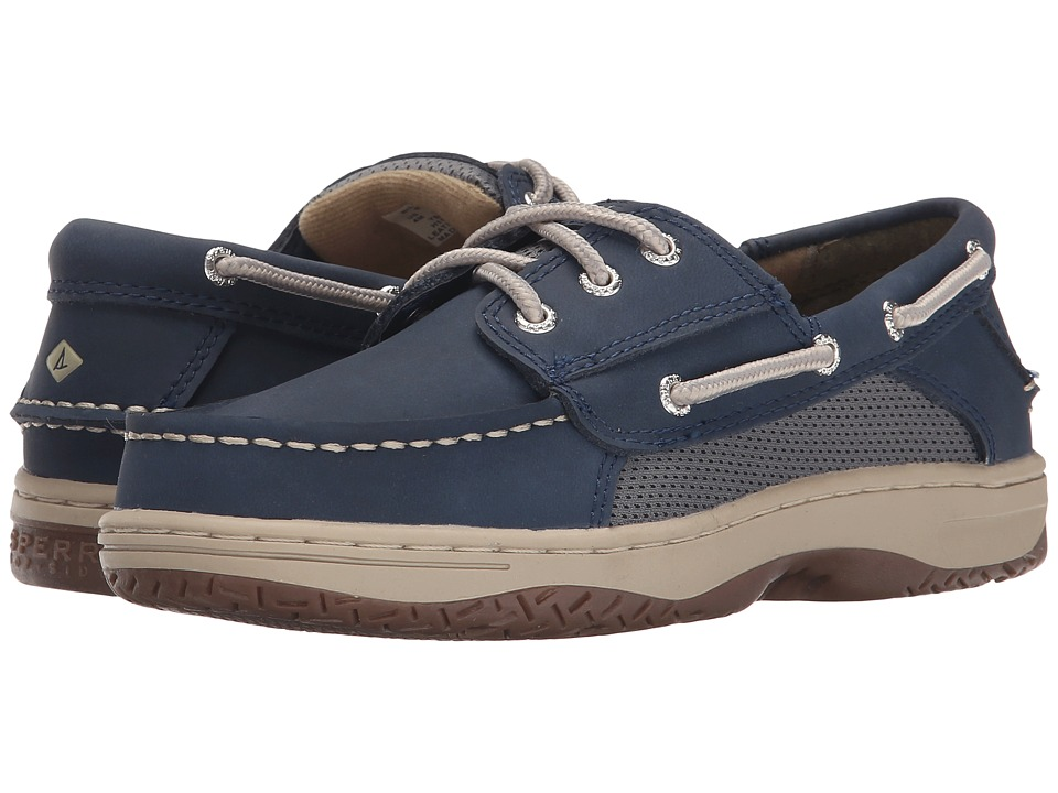 Sperry Top-Sider Kids - Billfish (Little Kid/Big Kid) (Navy) Boys Shoes