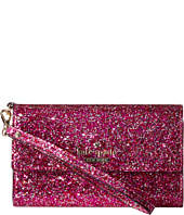 Kate Spade New York - Glitter Bug Phone 6 Wristlet