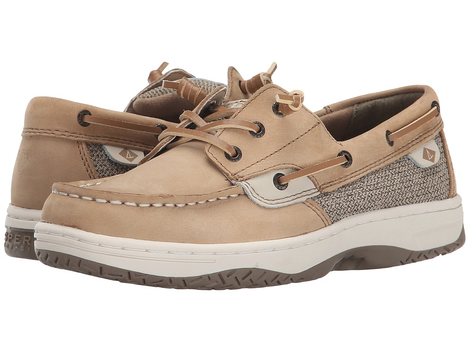 Sperry Top-Sider Kids - Ivyfish (Little Kid/Big Kid) (Linen/Oat) Girl