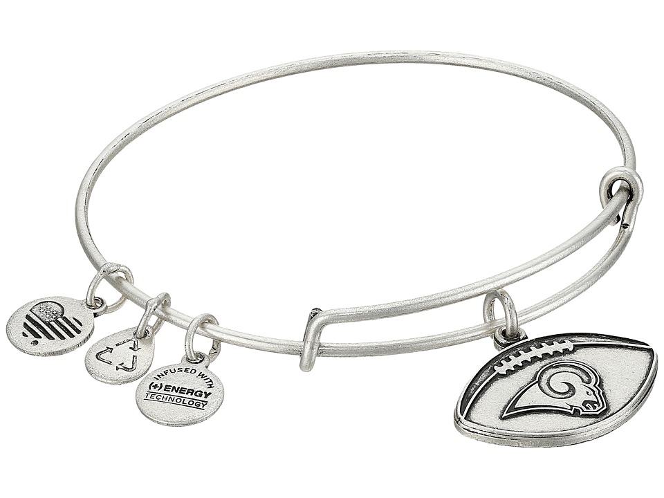 Alex and Ani - NFL Los Angeles Rams Football Bangle