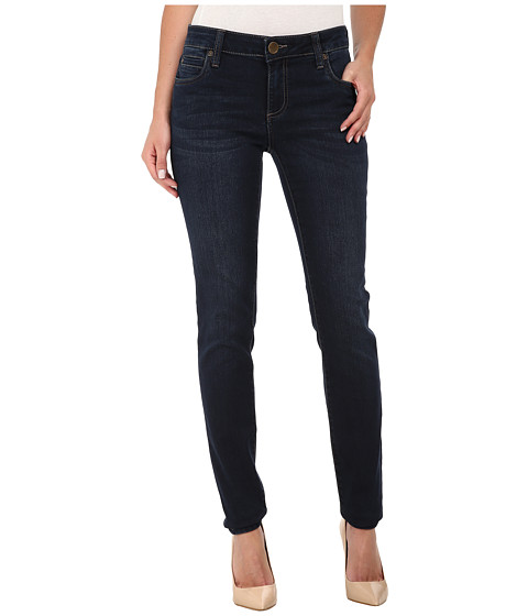 KUT from the Kloth Mia Toothpick Skinny Jeans in Approve - Approve