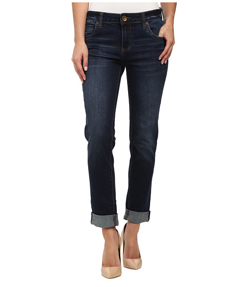 KUT from the Kloth - Catherine Boyfriend Jeans in Easily (Easily) Women's Jeans