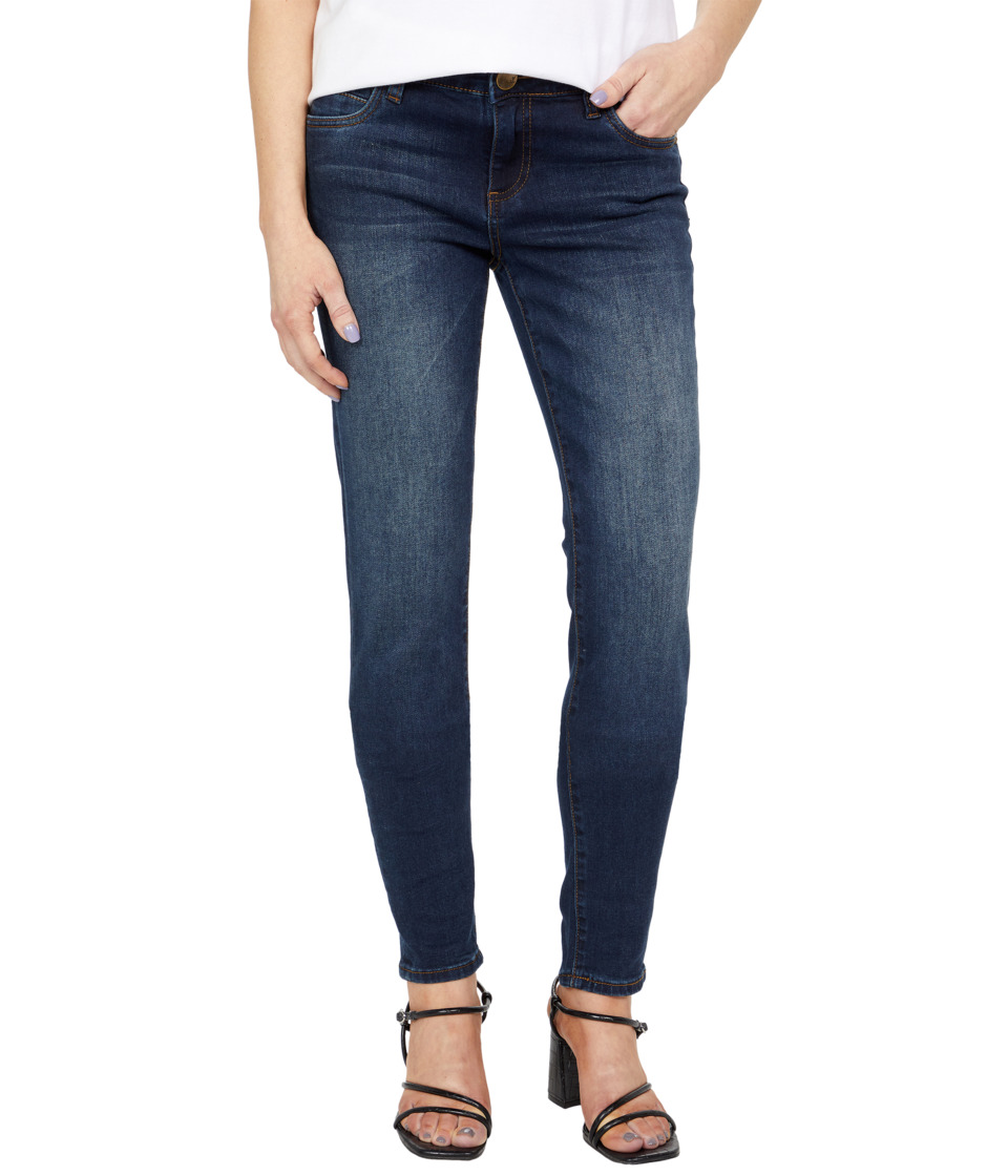KUT from the Kloth Diana Skinny Jeans in Breezy Breezy Womens Jeans