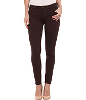 KUT from the Kloth - Mia Toothpick Skinny Pant in Chocolate
