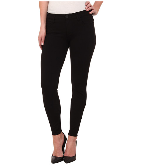 KUT from the Kloth Mia Toothpick Skinny Pant in Black - Black