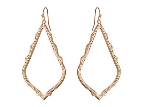 Kendra Scott Sophee Earring - Rose Gold