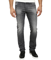 AG Adriano Goldschmied - Nomad Modern Slim Leg Grey Denim in 11 Years Crusoe
