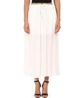 HELMUT LANG - Gaze Crepe Skirt