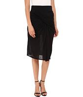 HELMUT LANG - Entity Jersey Skirt