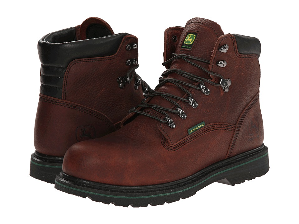 John Deere John Deere - 6 Waterproof Steel Toe Boot