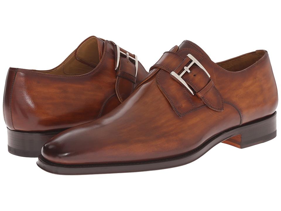 Magnanni - Marco (Cuero) Mens Plain Toe Shoes