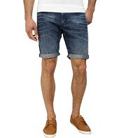 DKNY Jeans - Bleecker Fit Denim Shorts in Medium Indigo