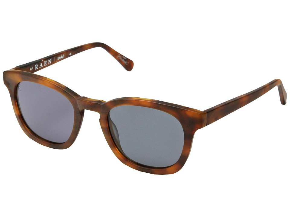 RAEN Optics Suko Matte Rootbeer Sport Sunglasses