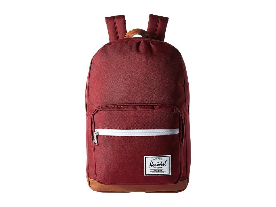 Herschel Supply Co. - Pop Quiz (Windsor Wine) Backpack Bags