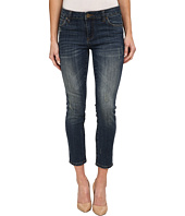 KUT from the Kloth - Reese Ankle Straight Leg Jeans in Conviction