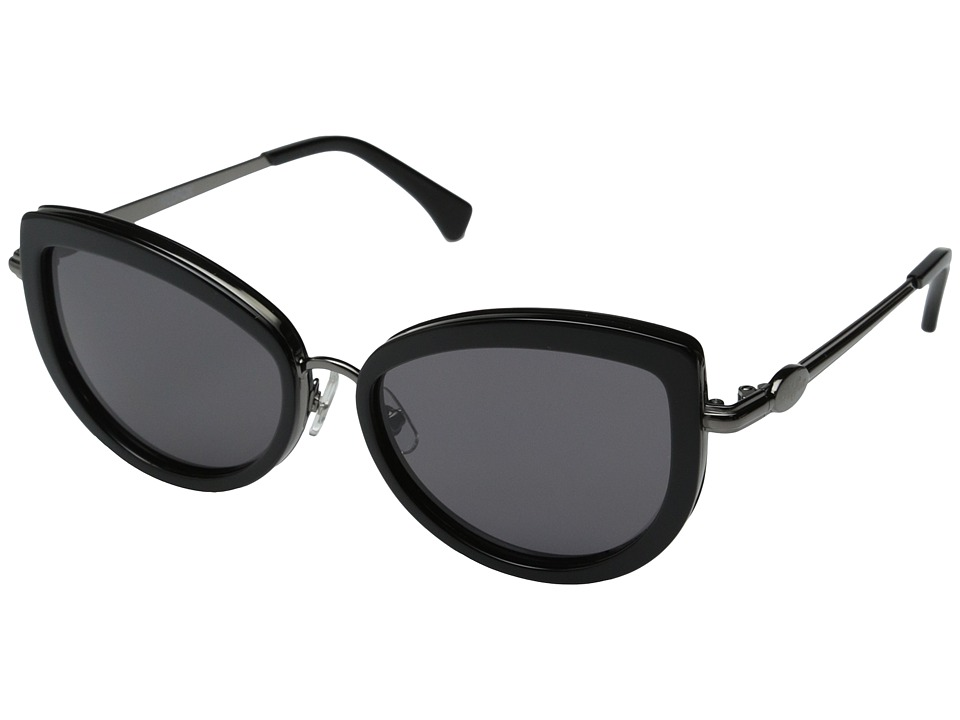 Wildfox Chaton Black/Grey Sun Fashion Sunglasses