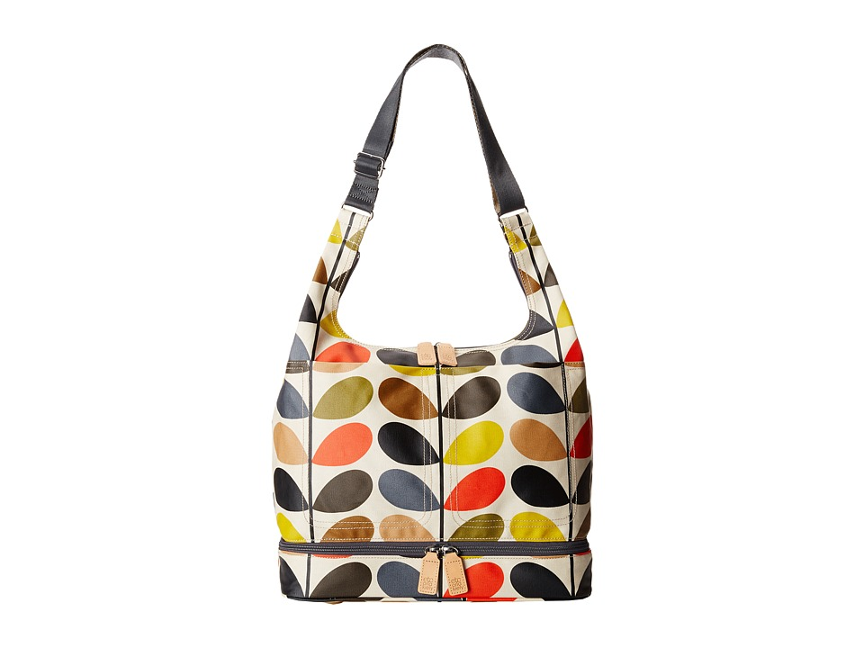 Orla Kiely - Baby Bag Changing Mat (Multi) Diaper Bags