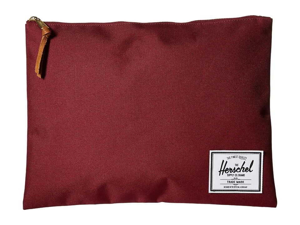 Herschel Supply Co. - Network Xl (Windsor Wine) Backpack Bags
