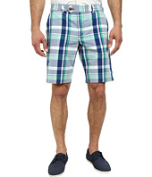 French Connection - Madras Check Shorts
