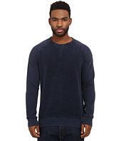 French Connection - Peached Garment Dye Sweater