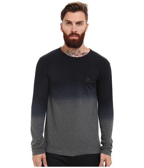French Connection Wembly Dip Dye Long Sleeve