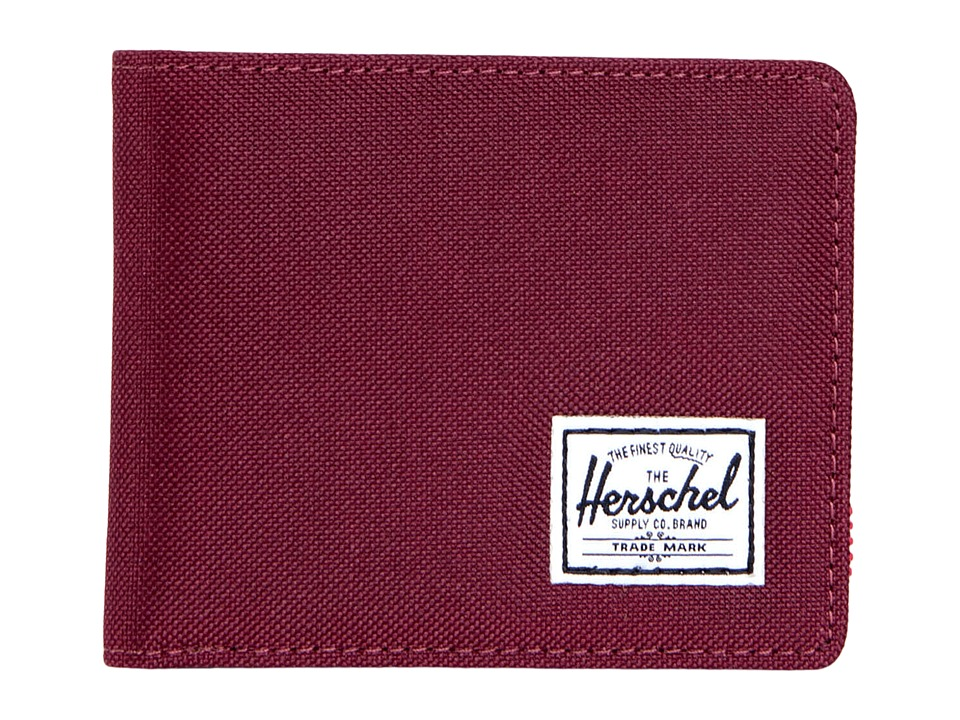 Herschel Supply Co. - Hank (Windsor Wine) Wallet Handbags