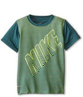 Nike Kids - Topographic Dri-Fit Short Sleeve Tee (Little Kids)