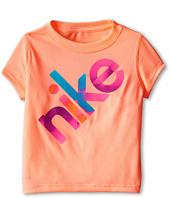 Nike Kids - Lightweight Dri Fit GFX Short Sleeve Top (Toddler)