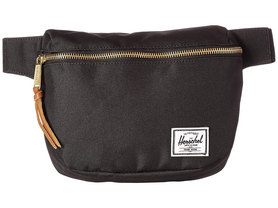Herschel Supply Co. - Fifteen (Black) Backpack Bags