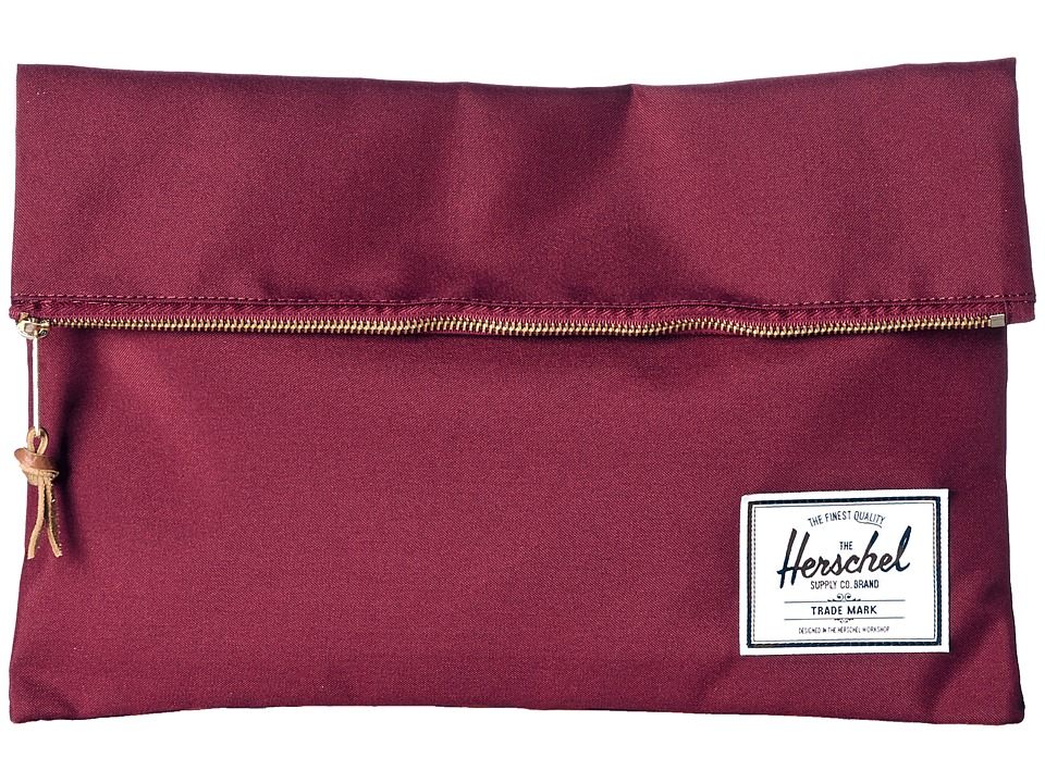 Herschel Supply Co. - Carter Large (Windsor Wine) Handbags