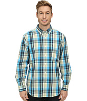 Nautica - Long Sleeve Poplin Plaid