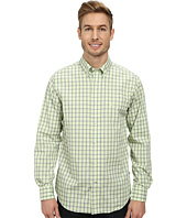 Nautica - Long Sleeve Wrinkle Risistant Medium Plaid