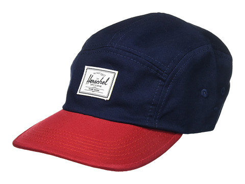 Herschel Supply Co. Glendale Youth - Navy/Red
