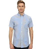 Nautica - Short Sleeve Wrinkle Risistant Small Plaid