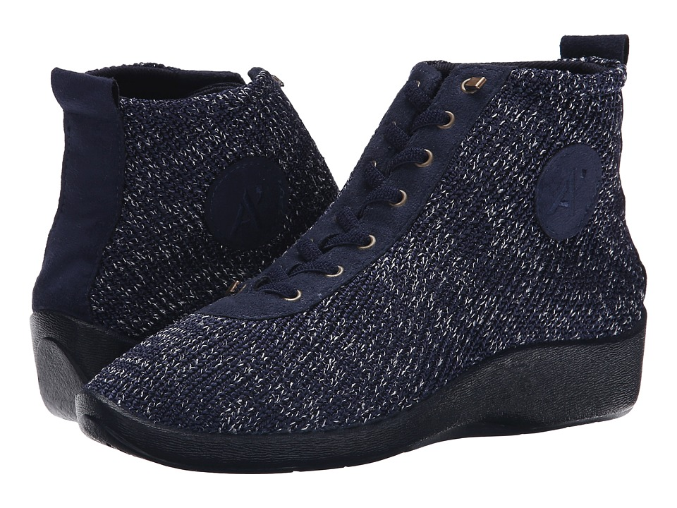 Arcopedico - Shocks 5 (Navy Starry Nite) Women