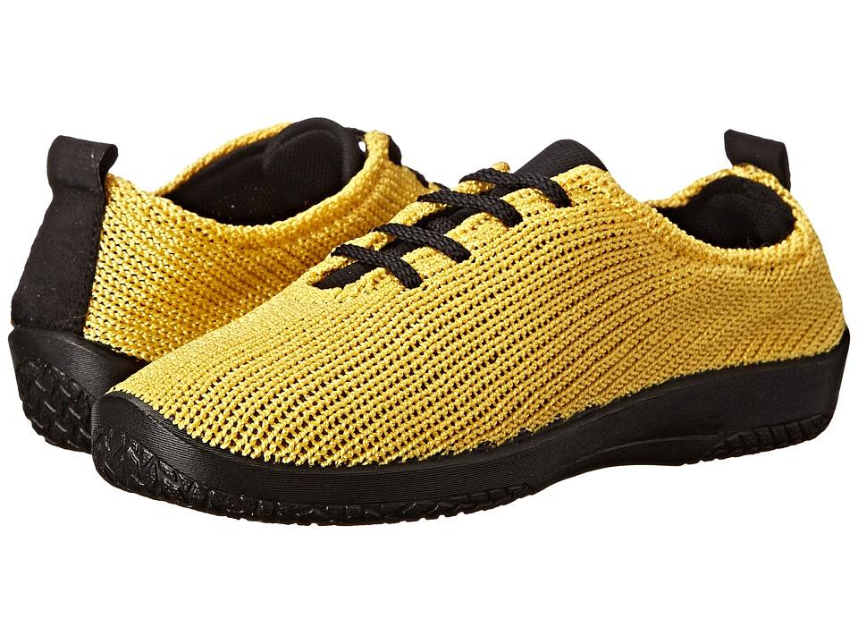 Arcopedico LS (Yellow) Women's Shoes