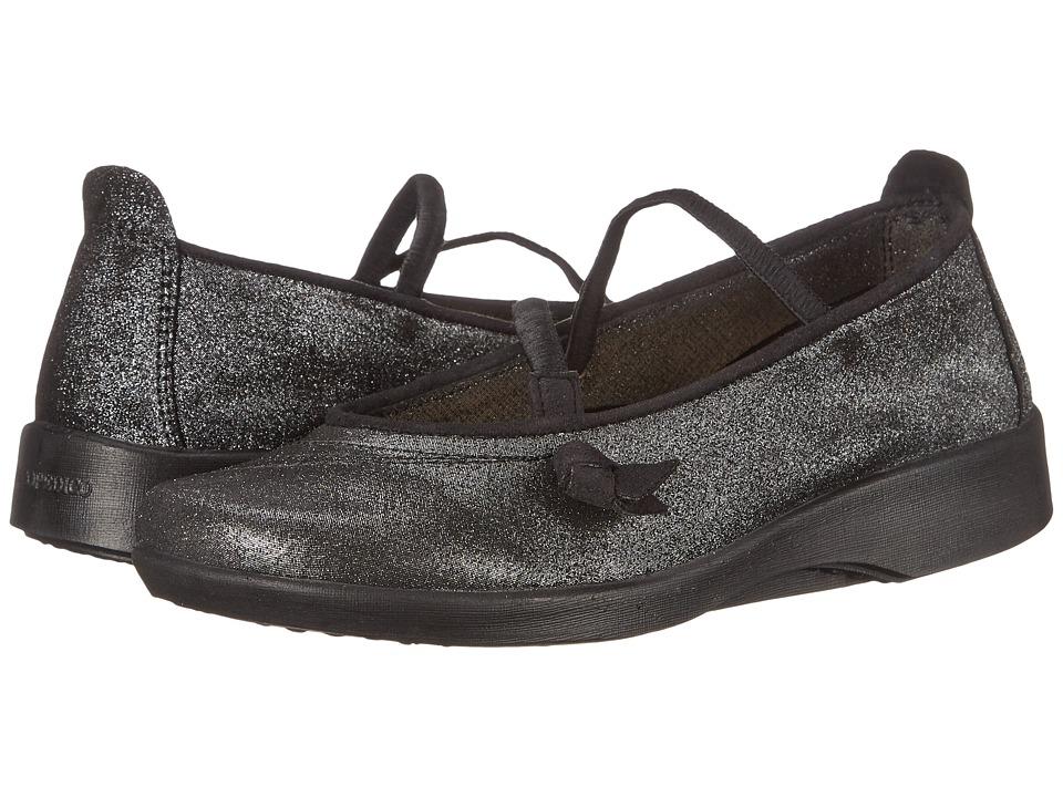 Arcopedico Vitoria (Black Shimmer) Maryjane Shoes